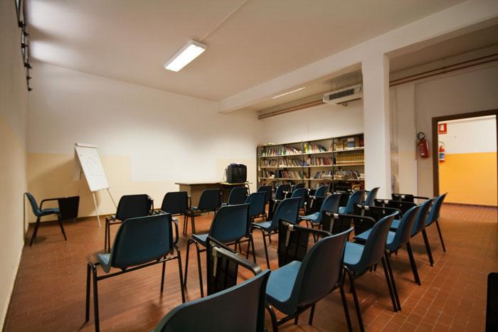 Istituto Leonardo da Vinci - Aula proiezioni