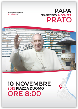Visita di Papa Francesco a Prato